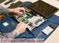 Configuración y reparación de computadoras, laptops, impresoras y servidores a domicilio