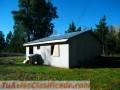 Parcela de 11 hectareas con casa, agua, luz, galpon, árboles nativos.