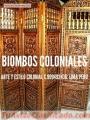 Biblioteca TV ENTRETENIMIENTO TALLADOS peruanos hechos en Lima Perú sudamerica