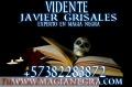 VIDENTE JAVIER GRISALES  EXPERTO  EN MAGIA NEGRA