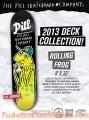 Tabla de skate Pill + lija y sticker GRATIS