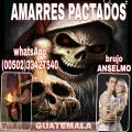 AMARRES PACTADOS DEL  BRUJO ANSELMO (00502) 33427540