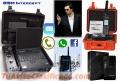 Interceptor de celulares, telefonos satelitales y celulares encriptados