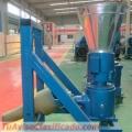 Meelko Peletizadora 230 mm 22 hp PTO para concentrados balanceados 300/400kg