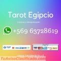 La orientación que buscas con el Tarot Egipcio +569 6372 8619