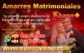 AMARRE CON AMULETO, AMARRE MATRIMONIAL