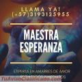 Maestra Esperanza experta en amarres de Amor y restauración de hogares. (+57)3193125955