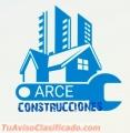 ARCE CYA CONSTRUCCIONES