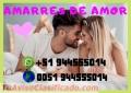 AMARRES DE AMOR ETERNOS Y TEMPORALES EN VIVO Y ONLINE