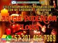 REGRESOS Y SOMETIMIENTOS CON EL PODER DE LA BRUJA ELOISA +573014637369