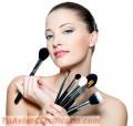 Maquillaje y peinados a domicilio RM