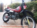 Moto Honda XR 250,  Documentacion al dia