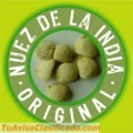 Distribuidores (as) Trabaje independiente con Nuez de la India Adelgazante Natural