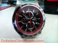 Reloj Casio Edifice  EF 546D Edifice Tipo Buceo