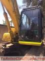 Excavadora kobelco