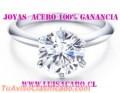 Vende  joyas de acero por catálogo 100 % de ganancia  todo Chile