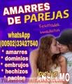 Brujo anselmo, amarres eternos  (00502) 33427540