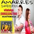 Amarres de amor inmediatos  (00502)  33427540